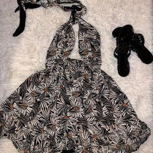 Free People Convertible Wrap Dress